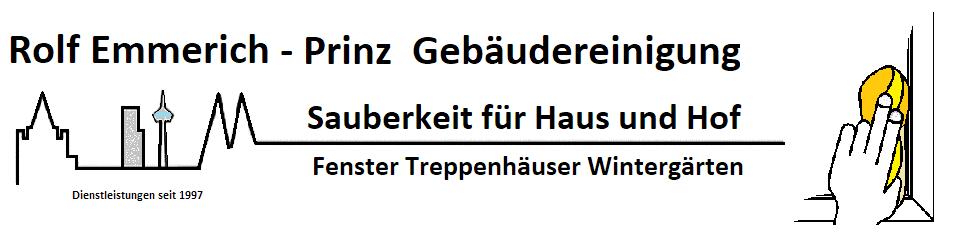 Emmerich-Prinz Treppenhausreinigung Fensterreinigung Gebäudereinigung